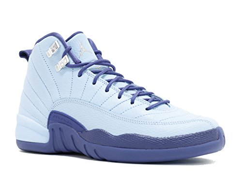 AIR JORDAN 12 Retro Gg (Gs) 'Hornets' - 510815-418 - Size 4.5Y