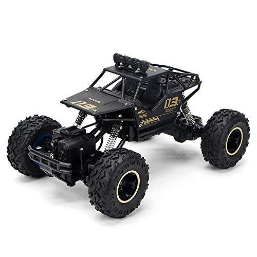 LISRUILY - Coche teledirigido (1:16) - Vehículo todoterreno de gran velocidad, vehículo todoterreno a gran velocidad, coche juguete todoterreno para niños y adultos
