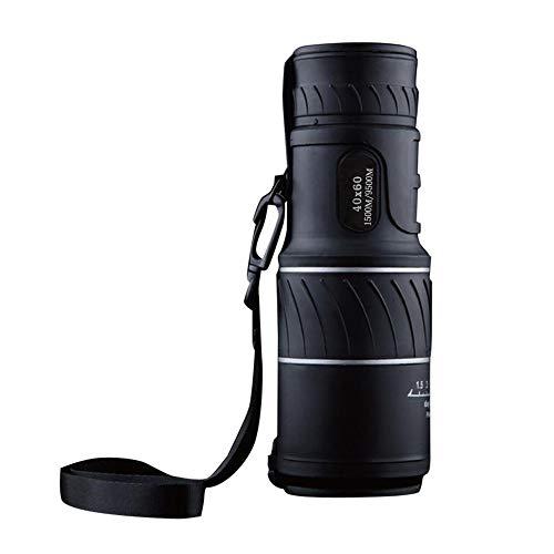 kashyk Monokular Teleskope, 40x60 Monokulare Teleskop HD Wasserdicht Stoßfest Anti-Fog Fernrohr, für Camping Vogelbeobachtung Reisen Jagd Fußballspiel Konzert Live