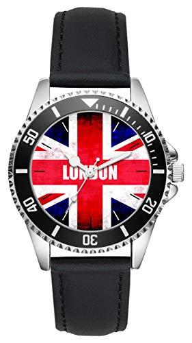 Londres Regalo Artículo Idea Fan Reloj L-6184
