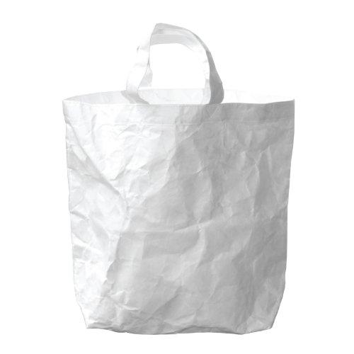 PERIGOT Down Town CUDT002 Beutel/Einkaufstasche, Weiß