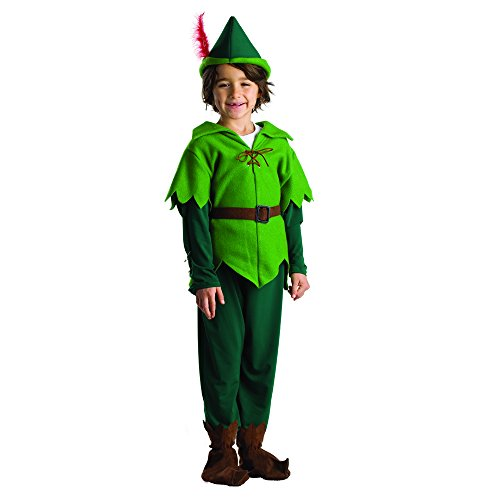 Dress Up America Peter Pan Kostüm für Kinder