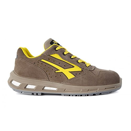 Upower RL20076-45, Industrial Shoe Mixte, Beige, 45 EU