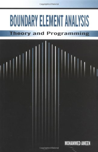 Download Boundary Element Analysis: Theory and Programming 0849310016