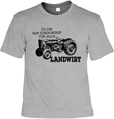 Laiberl motief Kerstmis T-shirt Er is slechts een beroep voor mijn boer boer man boer cadeau-idee boerderij boer shirts laiberl