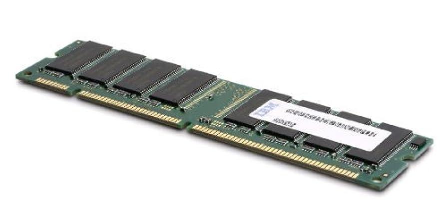 ミルク甲虫妻IBM 16GB (1x16GB, 2Rx4, 1.5V) PC3-14900 CL13 ECC DDR3 1866MHz LP RDIMM 00D5048 by IBM [並行輸入品]