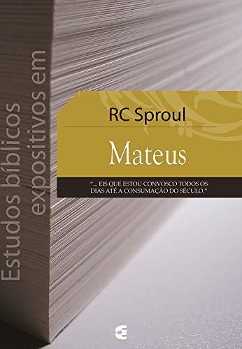 Estudos bíblicos expositivos em Mateus