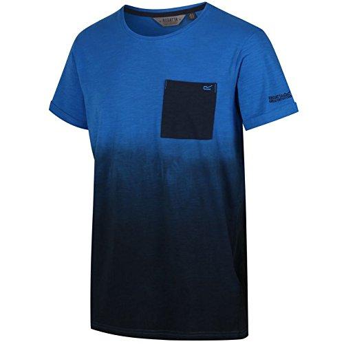 Regatta pour Homme Tyren t-Shirts/Polos/Gilet M Navy/Oxfdblu