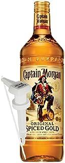 Captain Morgan Spiced Gold Jamaika 3,0 Liter  Dosierpumpe für 3,0 Liter versandfrei