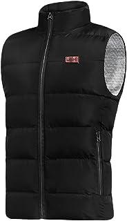 ZLYPSW 9 Zones Heated Vest Men Women USB Electric Heated Jackets Sportswear Thermal Coat Winter Graphene Heating Jacket fo...