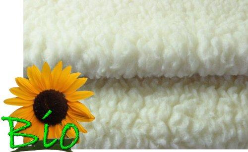 YogaMatte BIO Schurwolle natur Wolle 90x200cm