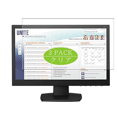 VacFun 3 Piezas HD Claro Protector de Pantalla Compatible con HP V197 18.5' Display Monitor, Screen Protector Sin Burbujas...