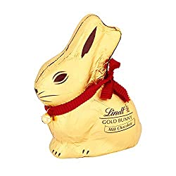 Lindt Gold Bunny Milk 200g (Pack of 4)