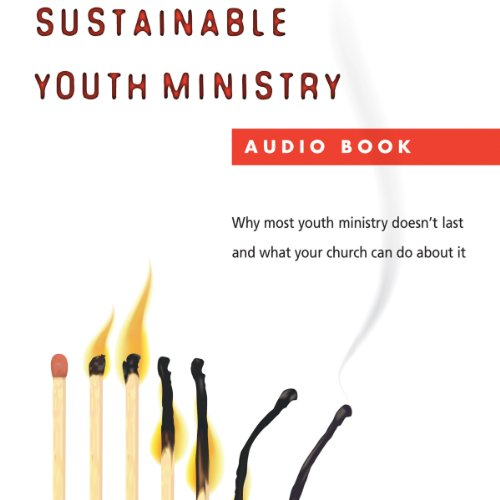 Sustainable Youth Ministry audiobook cover art