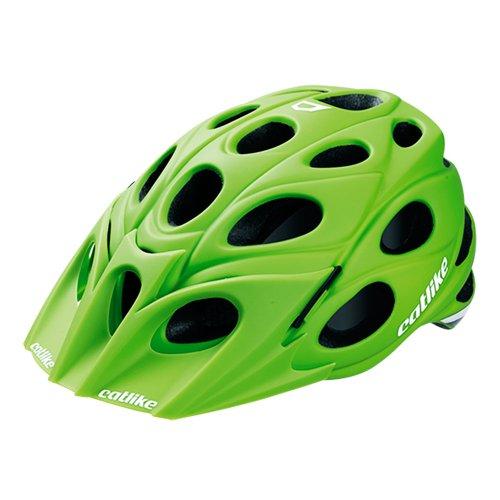 Catlike Leaf Casque de vélo Vert Mat Taille L
