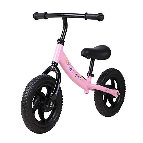 H.yeed 12' Balance Bike for 2-6 Year Old Boys Girls, Toddler Training...