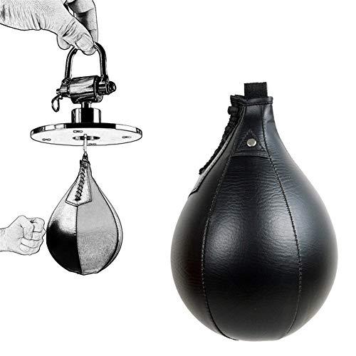 yinyinpu Pelota Boxeo Boxeo Punching Ball Reflejos de Pelota de Boxeo Golpe de Diadema Cabeza de Bola de Reflejos de Boxeo Entrenamiento de Boxeo