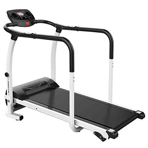 Lopen Joggen Fitness Oefening Loopband Cardio Elektrische loopband Loopband voor oudere ouderen met extra lange handvatten