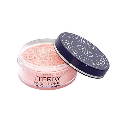By Terry Hyaluronic Tinted Hydra-Powder   Hyaluronic Acid-Infused Loose Setting Powder   Rosy Light   10g (0.35 Oz)
