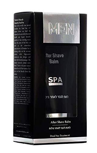 Shemen Amour Dead Sea After-Shave Balm Max 70% OFF For Nashville-Davidson Mall Moisturizing Men