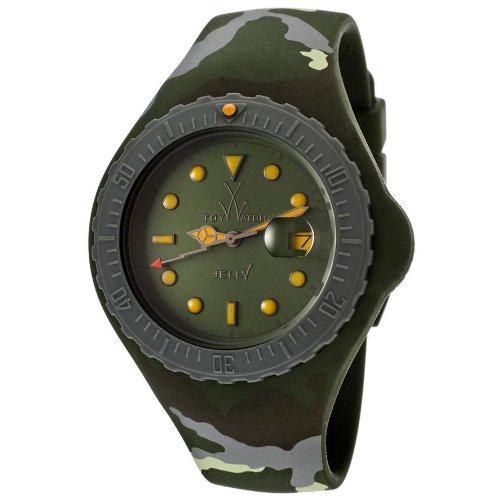 Swiss Legend JTBA01HG - Orologio da polso, caucciú, colore: verde