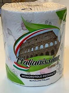 ITALIANISSIMA 1 droger Mega 300 vellen versierd.