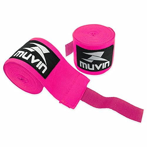 Bandagem Elástica 3m Muvin Bdg-300 - Pink