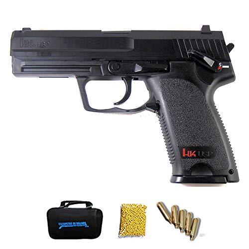 Pistola de Airsoft Calibre 6mm Sistema: Muelle Arma Aire Suave de Bolas de pl/ástico o PVC ASG SPORT 106 DT DUOTONE 3,5J