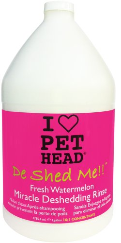 The Company of Animals Pet Head De Shed Me Conditioner 3.79 Litre
