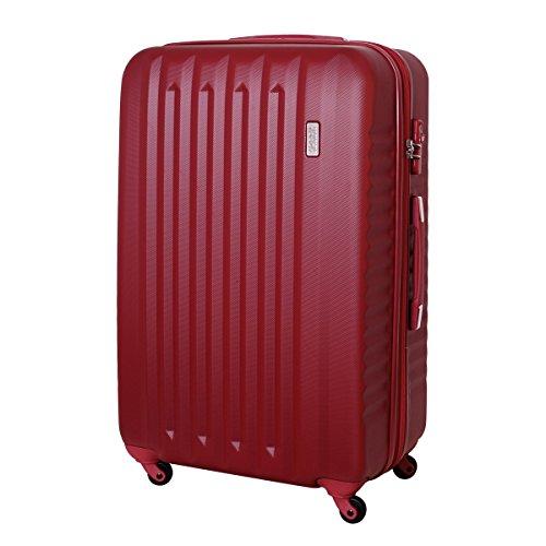 Karry , Valigia , XXL Koffer Rot (rosso) - 126193574