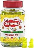 Vitamin D - Chewable Gummies- Vegetarian, Vegan, Halal, Sugar Free & Gluten Free
