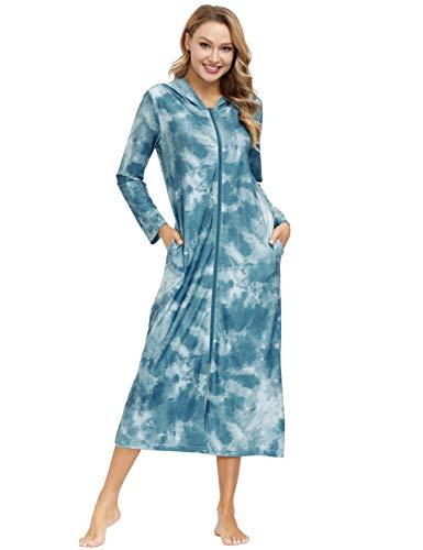 albornoz capucha algodon de la marca Zexxxy