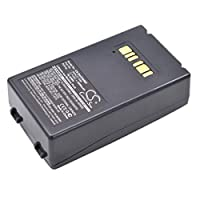 5200mAh 3.7V 94ACC1386 BT-26 Li-Ion Battery For Datalogic Falcon X3 Barcode Scanner New Rechargeable Accumulator Replacement