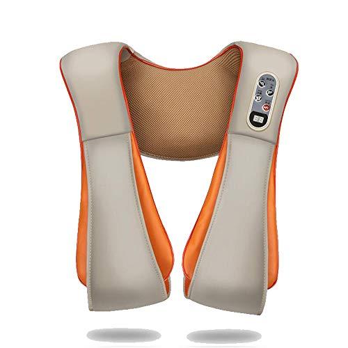 Multifunktionales U-Förmiges Elektrisches Rücken-Nacken-Schulter-Massagegerät Mit Infrarot-Heizung
