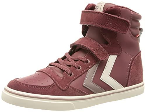hummel Slimmer Stadil Jr (1) Sneaker, ROAN Rouge, 35 EU