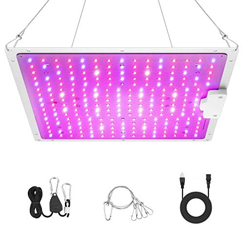 Roleadro Grow Plant Light LED con IR UV Multi Spectrum Growing Lamp per Piante da Interno Hydroponic Vegetable And Flower (240PCS)