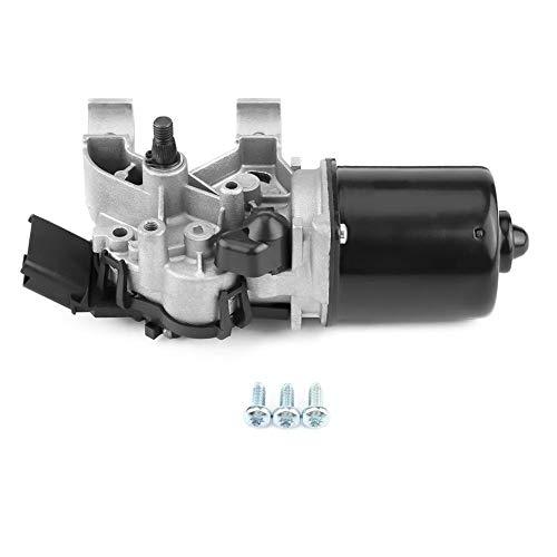 Motor del limpiaparabrisas - 1 PC del motor del limpiaparabrisas del parabrisas delantero para Renault Clio MK3 2005-2015 7701061590 579738