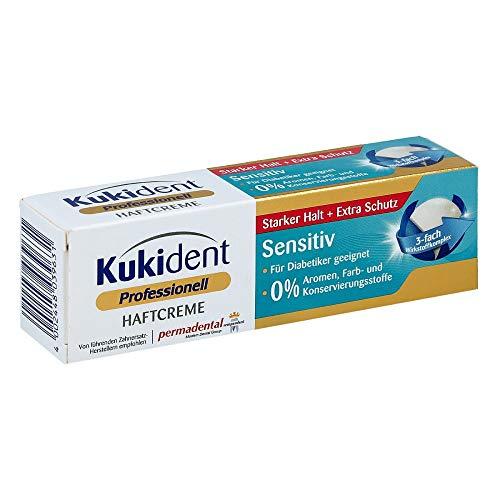 KUKIDENT Haftcreme Sensitiv 40 g Creme