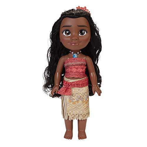 Princesas Disney, Mi Amiga Vaiana, Muñeca Grande (35 cm)