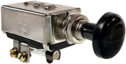 Head Light Switch for Tractor Heavy Duty (2) On Positions 20 Amp Fuse