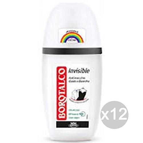 Lot de 12 Poudre fraîche Désodorisant Spray Invisible ml 75 Soin et hygiène du corps