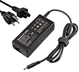65W Replacement AC Adapter for Dell Latitude 13 3301 3310 3390 14 3410 3490 15 3500 3510 3590 Vostro 13 5301 5370 5390 5391 14 5401 5402 5490 15 3558 3559 3590 5501 5502 5590 Laptop Charger Power Cord
