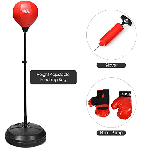 Product Image of the Costzon Boxing Ball Set