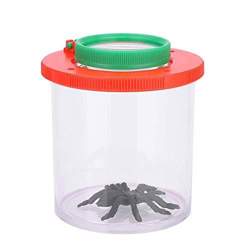 Visor Insectos, Insectos Observación Caja, 3 Veces 8 Veces Insectos Lupa Caja para Niños Educativos, Regalo Navidad