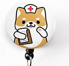 Nurse Gift Doctor Badge Reel Veterinarian Badge Reel Cute Badge Reel Nurse Badge Reel Nursing Student Badge Reel Squirrel Badge Reel Veterinarian Gift Chipmunk Badge Reel Doctor Gift