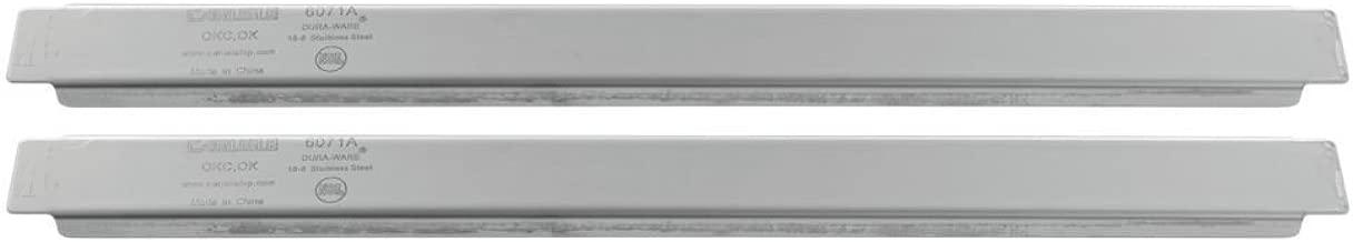 Maximizer Food Bar Divider Bar Stainless Steel - 12 3/4