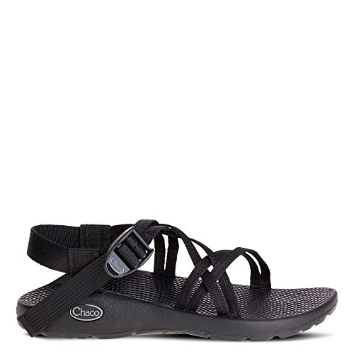 Chaco Women's ZX1 Classic Athletic Sandal, Black, 7 M US