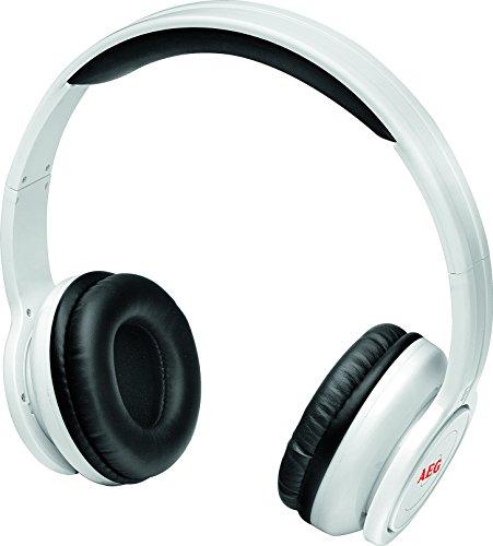 AEG KH 4230 BT Stereo Bluetooth-Kopfhörer, integrierter Akku mit Ladefunktion über USB-Anschluss
