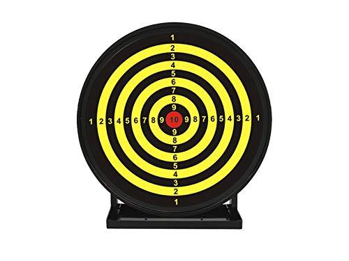 Rayline Softair Softair Gel-Zielscheibe 218 0,5 Joule - 30 cm, Indoor und Outdoor