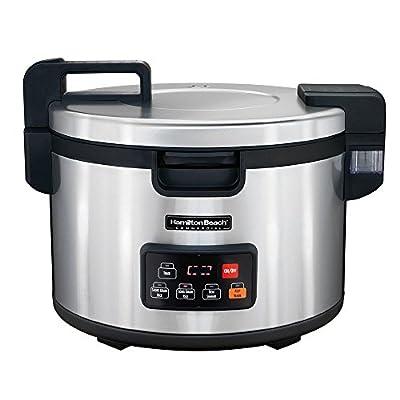 Hamilton Beach 37590 Commercial 90 Cup Rice Cooker/Warmer